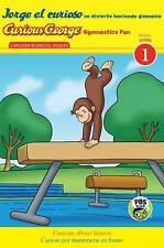 Jorge El Curioso Se Divierte Haciendo Gimnasia/Curious George Gymnastics Fun (Pa