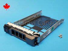 "Dell F238F X968D G302D 3.5"" HDD Tray Caddy  R710 R720 R620 R520 R510 R430 R410"