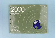 Wiring Diagrams Manual, 2000 Ford Mustang, FCS-12121-00