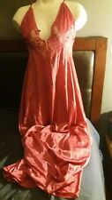 vintage lily of france night gown made in usa s small