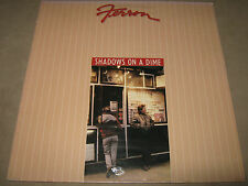 FERRON Shadows on a Dime RARE NEW SEALED GATEFOLD LP 1984 CANADA LR 004 NoCutOut