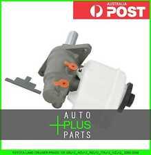 Fits TOYOTA LAND CRUISER PRADO 120 2002-2009 - Master Brake Cylinder