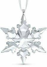 New ListingSwarovski Crystal 2020 Little Snowflake Ornament 5511042.New In Box.