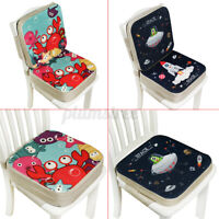 Kids Chair Cushion High Seat Pad Baby Infant Safe Booster Toddler Dinning Mat