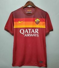New AS Roma Home Soccer Jersey 2020/2021 Men Adults