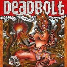 """DEADBOLT """"LIVE IN BERLIN WILD AT..."""" 3 LP VINYL NEU"""