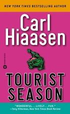 Tourist Season by Hiaasen, Carl