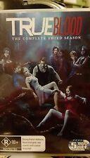 True Blood Complete Season 3 with Bonus Features