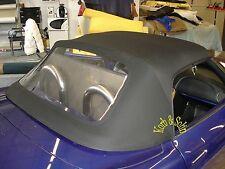 Fiat Barchetta Cabrio Scheibe Heckscheibe blind verkratzt oder undurchsichtig ?