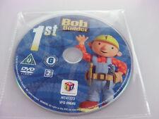 Bob the Builder 1ª Niños DVD DIBUJOS R2 - Solamente Disco en Funda de plástico