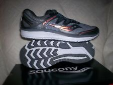 Saucony Men's Guide ISO NIB Size 11.5 Grey/Denim/Copper S20415-30 Running shoe