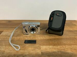 "Sony DSC-W7 Cybershot Digital Camera 7.2 MP 2.5"" LCD Monitor With Memory Stick"