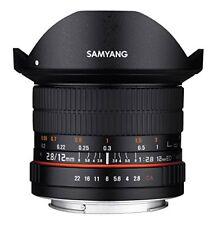 Samyang 12mm f/2.8 Ed as NCS Fisheye Lens canon EF Mount RR
