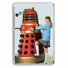 ROBERTA TOVEY - PETER CUSHING  DOCTOR WHO AND THE DALEKS- JUMBO Fridge Magnet