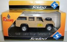 Voitures, camions et fourgons miniatures Solido pour Land Rover 1:43