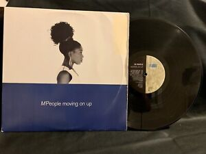"M People – Moving On Up- 12"" Vinyl LP... L628"