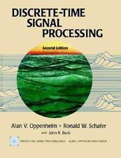 Discrete-Time Signal Processing (2nd Edition), Alan V. Oppenheim, Ronald W. Scha