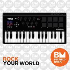 M-Audio Axiom Mini 32 USB Key Controller w/ Pots & Faders Midi Keyboard