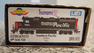 Athearn Genesis HO EMD GP40-2 Southern Pacific SP #7623 DCC/SND LED ATHG65153