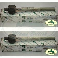 LAND ROVER STEERING TIE ROD END AXIAL JOINT x2 RANGE 03-12 QJB500060 OEM