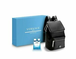 VERSACE 2 Piece Eau Fraiche Exclusive Summer Backpack Gift Set - SOLD OUT!