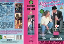 ELECTRIC DREAMS - Madsen - VHS - PAL - NEW - Never played! - Original UK release