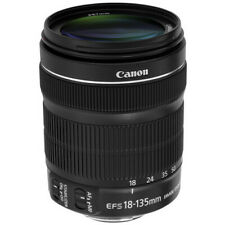 Canon EF-S 18-135mm f/3.5-5.6 IS STM Lens OPEN BOX - some wear on lens cap