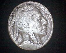 1916-S INDIAN HEAD BUFFALO NICKEL #15083