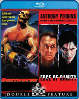 Destroyer & Edge of Sanity [New Blu-ray] Widescreen