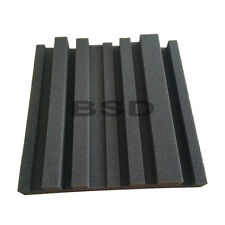 4 PCS High-Quality Acoustic Studio Foam Sound Insulation Panel For Home Theatres