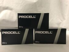 36 New Procell 9V Alkaline Batteries by Duracell PC1604 EXP in 2024