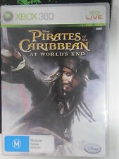 Pirates of The Caribbean At World's End XBOX 360 PAL Version