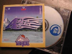 A I LOVE LAKE TAHOE MAXI CD