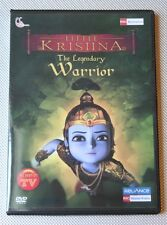 Little Krishna DVD -The Legendary Warrior (Animated Series 3D ) Children Cartoon