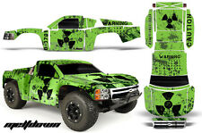 AMR RC GRAPHIC DECAL KIT UPGRADE PROLINE CHEVY SILVERADO 4 TRAXXAS SLASH - MELT