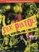 Sex Pistols CD Winterland Concert Brand New Sealed