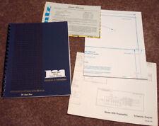 Marantz Model 3800 Preamp ORIGINAL  Owners Manual - Plus - EXCELLENT