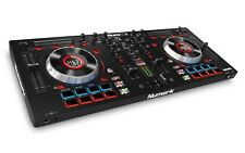 NUMARK MIXTRACK PLATINUM 4-DECK DJ CONTROLLER WITH AUDIO I/O, FX, SERATO INTRO