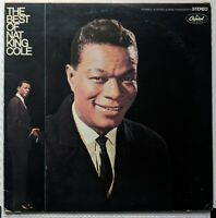 The Best of Nat King Cole Reissue 1972 Capitol Records Stereo SKAO 2944 Jazz