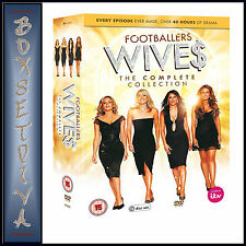 FOOTBALLERS WIVES - THE COMPLETE COLLECTION    ****BRAND NEW DVD BOXSET***