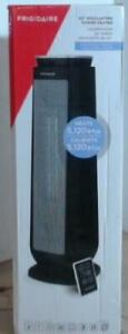 "NEW OPEN BOX Frigidaire FGD-HNTH-BLK 23"" Oscillating Tower Heater $108 - READ"