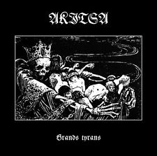 AKITSA Grands Tyrans DigiCD Hospital Productions Darkthrone Mutiilation Ildjarn