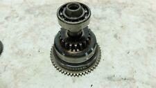 86 Yamaha FZX700 FZX 700 Fazer engine starter clutch gear and shaft