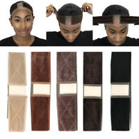 Adjustable Soft Velvet Wig Grips Non-slip Headbands Hair Band Elastic Fastener