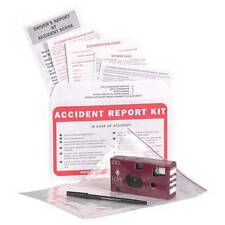 JJ KELLER 3745 - Accident Compliance Kit in Poly Bag w/ 35mm Film Camera With 35