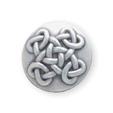 Tandy Leather Celtic Eternal Cross Screwback Concho 11373-30
