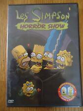 DVD ** LES SIMPSON HORROR SHOW ** VF FR comme NEUF