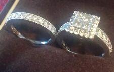 Ernest Jones White Fine Diamond Rings