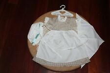 American Girl Doll Felicity's RETIRED & RARE Work Outfit, Pleasant Co, Minty!