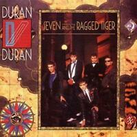 Duran Duran : Seven and the Ragged Tiger CD (2003) ***NEW*** Fast and FREE P & P
